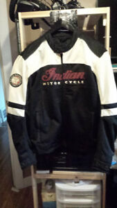 BN Men's Large Indian Riding Jacket with elbow skid protectors