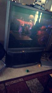 """50"""" projector t.v mint condition"""