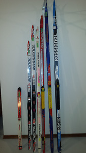 Nordic - XC - Cross country Classic Skis