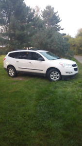 Chevrolet Traverse 2012 AWD 8passagers