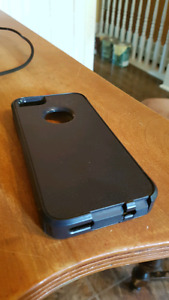 IPhone 5/5s otterbox style case 30obo