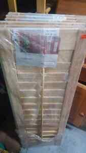 Lot of approximately 600 new sealed window shutters. Kingston Kingston Area image 3
