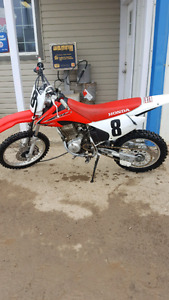 NEED GONE 2014 CRF150F