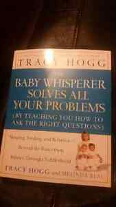 Baby Whisperer book by Tracy Hogg