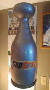 Blow up stanley cup