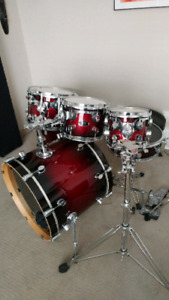 Pacific's drums