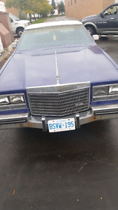 1985 cadillac Seville for sale