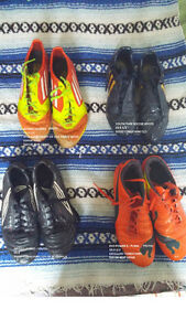 YOUTH SOCCER CLEATS SOCCER BOOTS GRASS AND TURF
