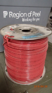 10 AWG SOLID WIRE