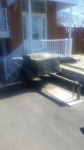 Small Army Trailer for Sale