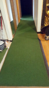 """FINAL PRICE DROP! PUTTING/CHIPPING GREEN BY RYMAR 20' x 36"""" mint"""
