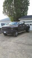 2008 Duramax Dually 3500 LTZ fully loaded