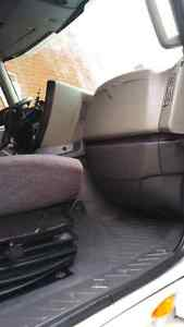 Truck cabin cleaning interior shampoo