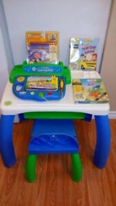 Leap frog learning station plus extra