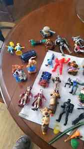 Bunch of small toys London Ontario image 1