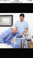 Personal support worker with long term care experience needed