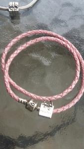 Bracelet & bague pandora