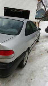 2000 Honda Civic si VTECH Coupe (2 door)