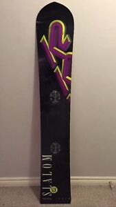 K2 Slalom SLX 164cm Snowboard, Made in USA