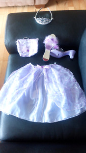 Princess Sophia's outfit size 3-6 year old