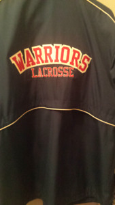 Whitby Warriors Lacrosse Jacket