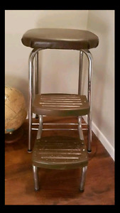 Ultra cool retro step stool