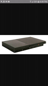 Playstation 2s with games