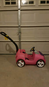 Step2 Whisper Ride On Push Car Buggy - $70 OBO