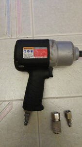 Ingersoll Rand Pro Duty 1/2 in. Composite Air Impact Wrench MINT