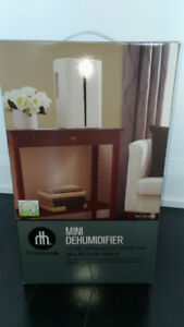 Hometrends Mini Small Dehumidifier