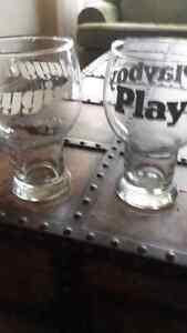 Retro PLAYBOY and PLAY GIRL GLASSES Oakville / Halton Region Toronto (GTA) image 2