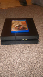 500GB PS4 system with pre-loaded GTA 5