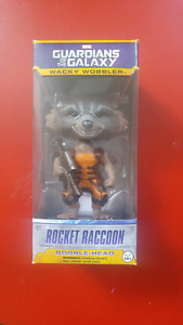 Funko Wacky Wobbler Rocket Raccoon