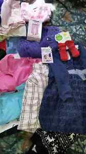 Girls 18-24 2T clothes
