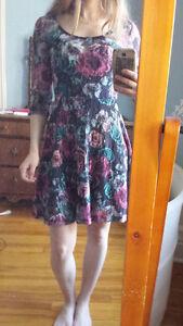 Robe material girl XS dentelle / Lace Dress
