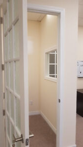 Private office for rent (Internet included) - Pickering Ontario