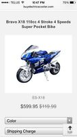 Want To Buy A Super Pocket Bike x18