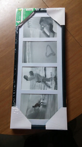 4 photo picture frame
