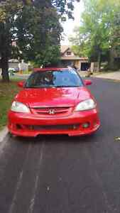 Honda Civic Si Coupe For Sale! NEGOCIABLE!