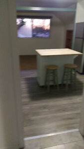 BRIGHT 2nd floor 1 bdrm suite in Sherbrooke NW avail immed