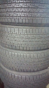 4 Like New Firestone Destination LE2 235/65/18 tires