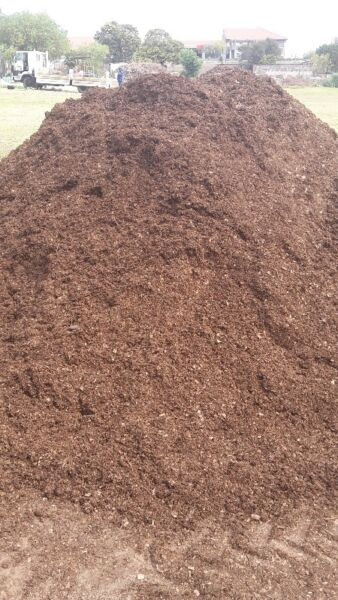 Compost available in bags and bulk deliveries