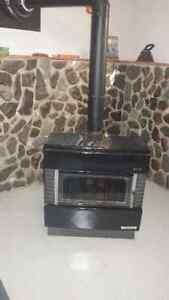deville oil stove