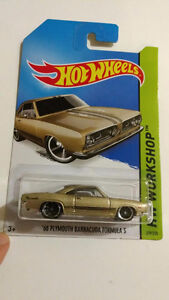 HOT WHEELS PLYMOUTH