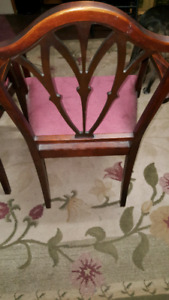 Antique chairs NEW PRICE