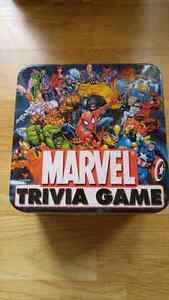 Marvel Trivel Game