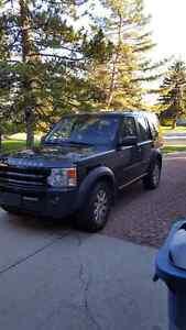 2005 Land Rover LR3 SE V8 SUV, Crossover