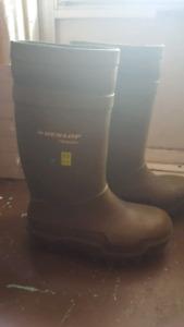 Dunlop CSA Rubber boots