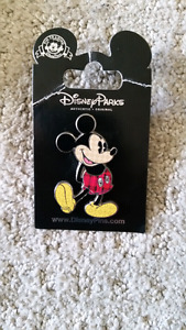 Authentic Mickey mouse pin