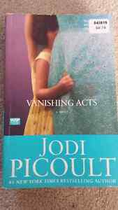 Vanishing Acts Novel by Jodi Picoult
